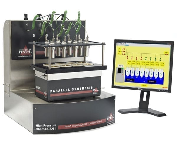 Automated Catalyst Screening and Process Development