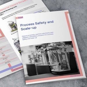 Process Safety and Scale-up brochure