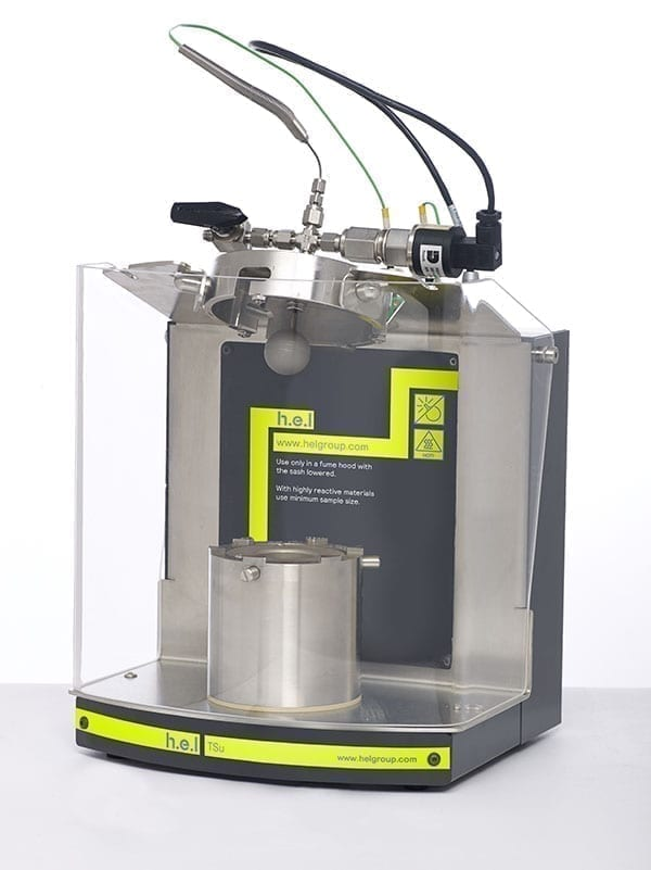 TSu | Thermal Screening Unit For identifying thermal and pressure hazards in reaction mixes and raw material liquids and powders.